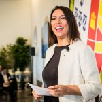 5º Encontro Anual do Conselho da Diáspora Portuguesa | Fernanda Freitas, moderadora/apresentadora